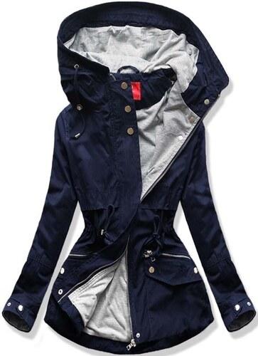4f1c3036d8 MODOVO Női átmeneti kabát Q24 kék - Glami.hu