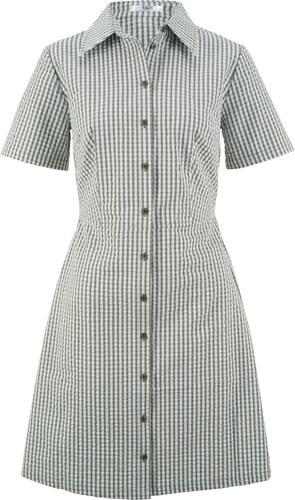 Bonprix Košeľovo-blúzkové šaty 6c8c90c923d