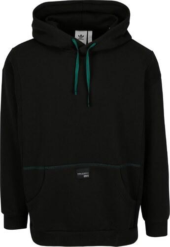 Čierna pánska mikina s kapucňou adidas Originals - Glami.sk 9c3abde460f
