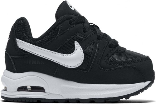 -11% Dětské Tenisky Nike AIR MAX COMMAND FLEX (TD) BLACK WHITE-WHITE 7ced75b51e5