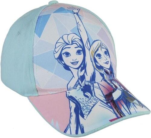 1317466503ca Disney Brand Dievčenská šiltovka Frozen - mentolová - Glami.sk