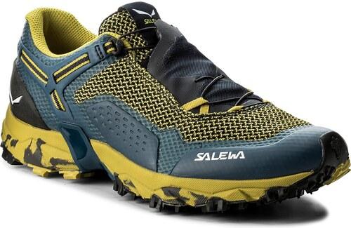 60823d7a1a6 -11% Trekingová obuv SALEWA - Ultra Train 2 64421-0960 Night Black Kamille