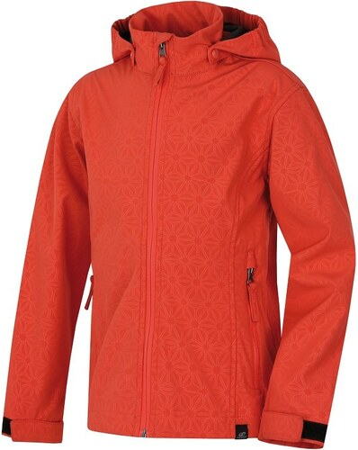 Hannah Dievčenská softshellová bunda Kasha - oranžová - Glami.sk b2a3cfd288b