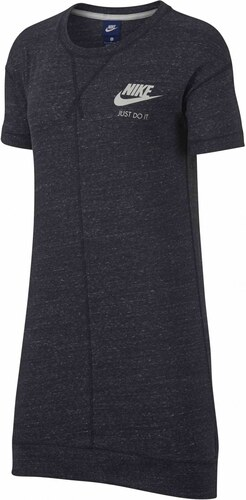 4a1c893dfe2d Dámské Šaty Nike W NSW GYM VNTG DRESS ANTHRACITE SAIL - Glami.cz