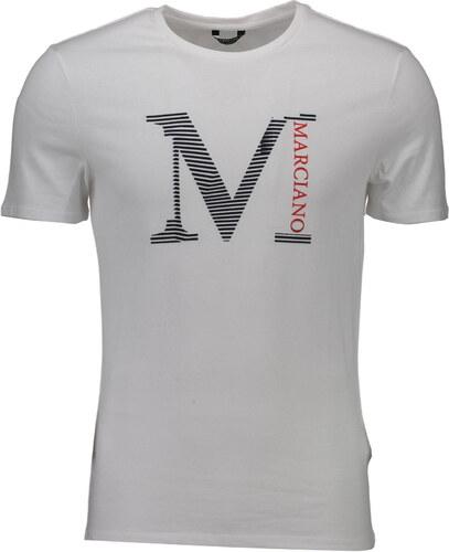 7efb1b4fa79a Man T-shirt Guess Marciano - 2XL   Bílá - Glami.cz