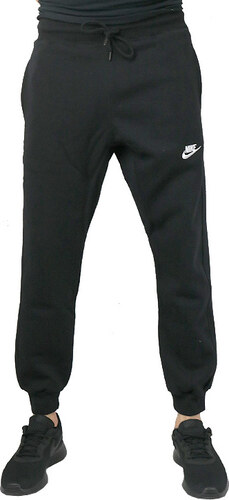 3c80f826545 Pánské černé tepláky Nike AW 77 Cuffed Fleece - Glami.cz