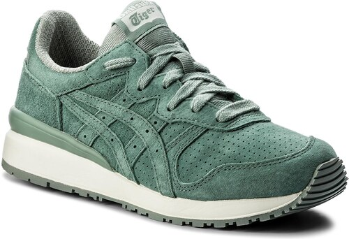 Sneakersy ASICS - ONITSUKA TIGER Tiger Ally D701L Chinois Green Chinois  Green 8585 61b3e3395ff