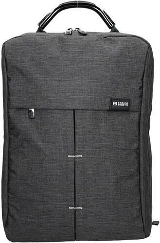 26cd1e80ac Pánský batoh Enrico Benetti Boldn - šedo-černá - Glami.cz
