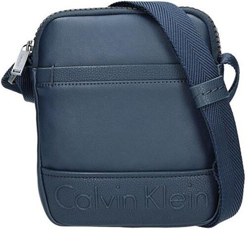 Pánská taška přes rameno Calvin Klein Landa - modrá - Glami.cz c97b5f89bec