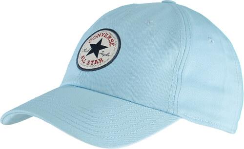 Converse Světle modrá kšiltovka Core Baseball Cap - Glami.cz b74dbf40d0