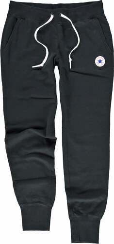-40% Converse Dámské černé teplákové kalhoty Core Signature Pant FT 36690805fc2
