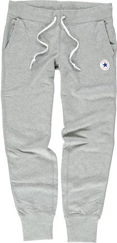 -40% Converse Dámske sivé teplákové nohavice Core Signature Pant FT fe8d9081492