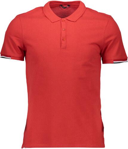 343500c2cf4f Guess marciano Pánská polo trička Man Polo Červená - Glami.cz