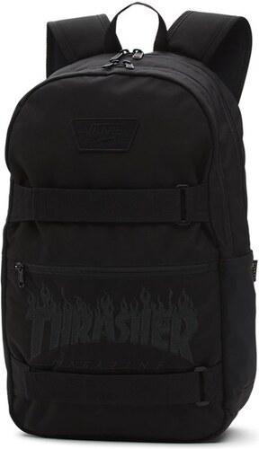 eb03c97152 batoh VANS - Authentic Iii Skatepack Black (Thrasher) (O9B) - Glami.sk