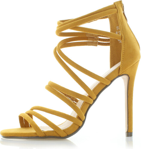 0e27991f2e3a Ideal Žlté sandále Torrey - Glami.sk