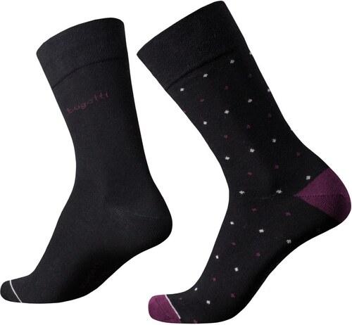 Pánske ponožky Bugatti Crazy Dots (2 páry) - Glami.sk 956aef463b