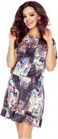 Trendy dámské šaty se vzorem Bergamo 6306 - Glami.cz dbcb0b3290