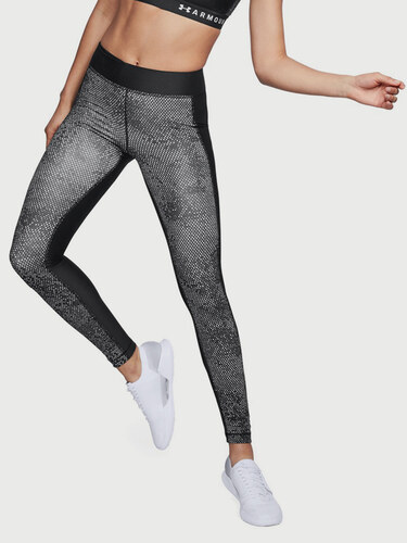 7806f8bbeb6 Kompresní legíny Under Armour Heatgear Printed Legging - Glami.cz