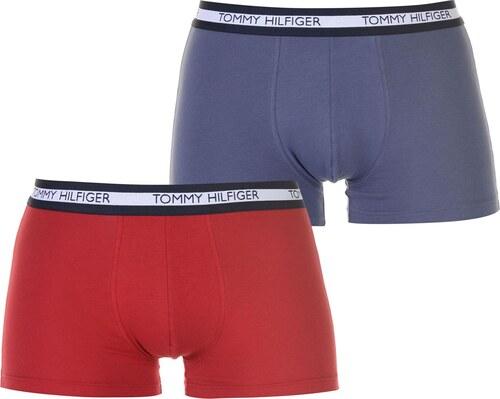 5d6a83615c Pánske spodné prádlo Tommy Hilfiger 2 Pack Trunks - Glami.sk