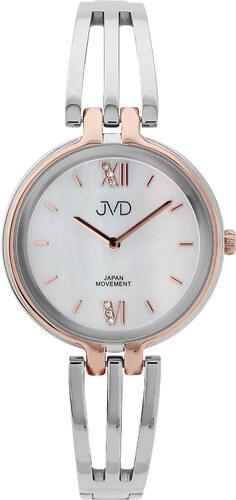 36501481d91 Dámské šperkové náramkové hodinky JVD JC679.3 - Glami.cz