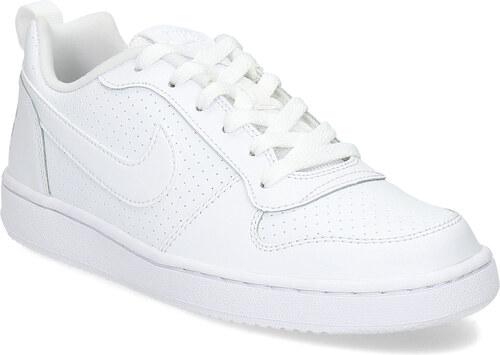 Nike Bílé dětské tenisky - Glami.cz 56d4f2994bf