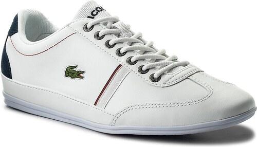 f0216ca03e Sneakersy LACOSTE - Misano Sport 118 1 Cam 7-35CAM0083042 White Navy ...