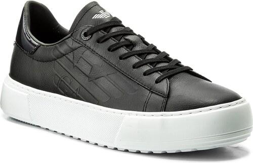 317a3d701a Sportcipő EA7 EMPORIO ARMANI - 248005 8P299 00020 Black - Glami.hu