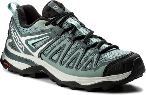 Bakancs SALOMON - X Ultra 3 Prime W 40127125 W0 Lead Stormy Weather Canal  Blue 4f0027bbdc