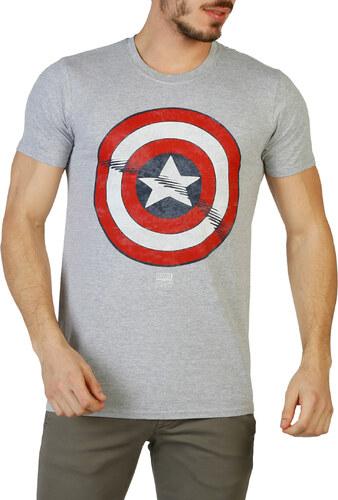 Šedé tričko Marvel - Glami.cz 2432828f72