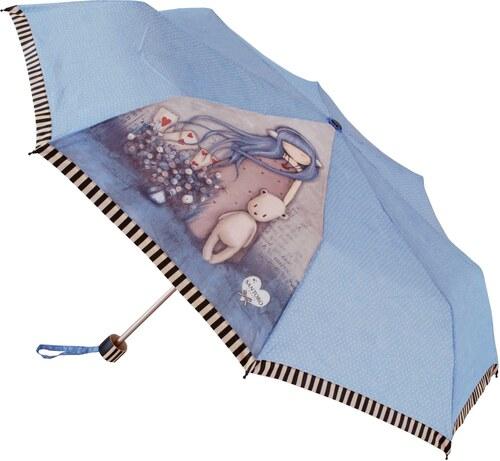 Santoro London - Összecsukható esernyő (kicsi) - Gorjuss - Dear Alice 46d43fb3a1
