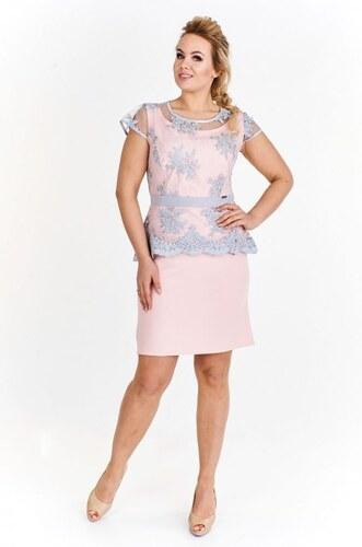 e46c09d86899 Ptakmoda Večerné dámske šaty plus size - Glami.sk