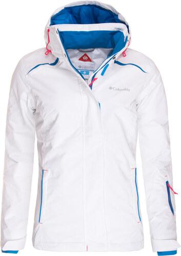 Zimní bunda dámská Columbia On the Slope Jacket White - Glami.sk 54b0ad23a64