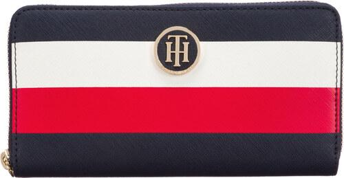 Tommy Hilfiger Honey Peňaženka Modrá Červená Biela - Glami.sk a06ed5b607d
