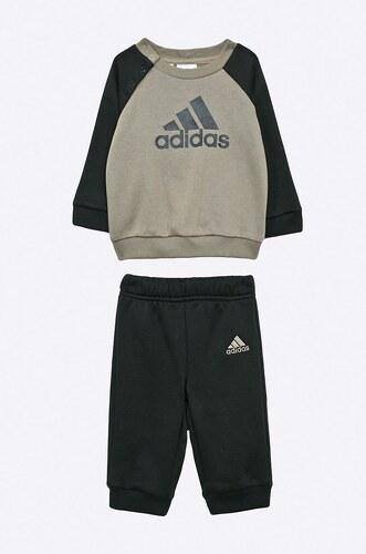 d075428bcb adidas Performance - Gyerek együttes Logo Jog 62-104 cm. - Glami.hu