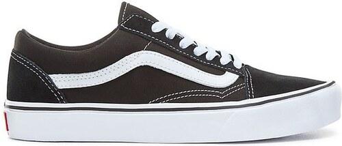 826f1ac0153 Dámské boty Vans Old Skool Lite (Suede Canvas) Black White 38 - Glami.cz
