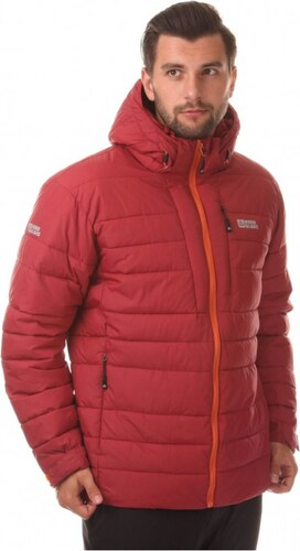 187a4a2ec Pánská Zimní bunda Nordblanc deep red - Glami.sk
