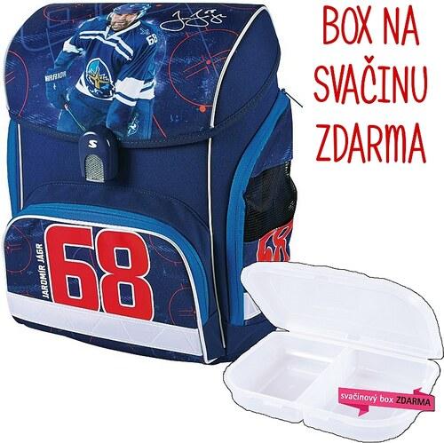 Školní aktovka Stil Jaromír Jágr 68 - Glami.cz ef6f5d4eea
