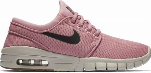 new style 83a6b d13bb -17% Dětské boty Nike SB Stefan Janoski Max (GS) 39 elemental pinkblack-