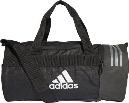e6e52773fd Taška adidas Performance 3S CVRT DUF XS (Čierna   Biela) - Glami.sk