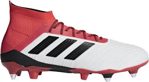 -50% Pánské kopačky kolíky adidas Performance PREDATOR 18.1 SG (Bílá   Černá    Červená) 41b9376d1b