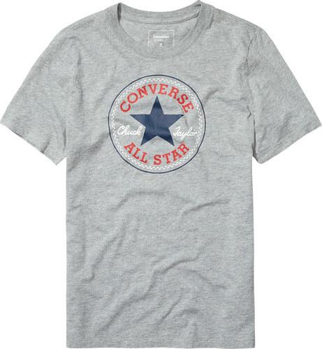 Converse Core Solid Chuck Patch Crew šedé 10001124-A06 - Glami.cz 99d0f9b38c
