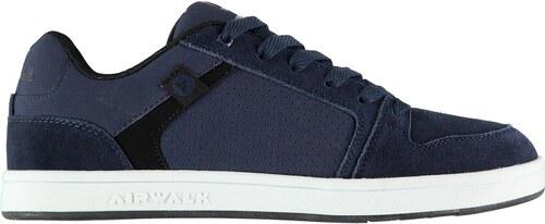 boty Airwalk Brock pánské Skate Shoes Navy - Glami.sk f3d6f28f11