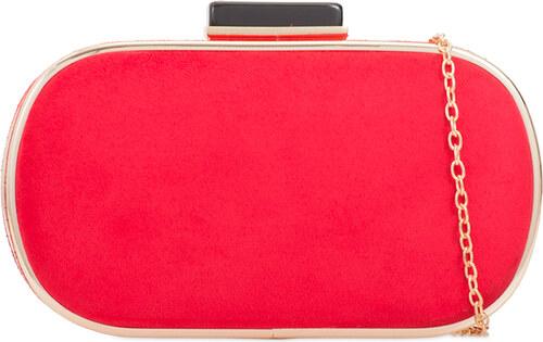 ikabelky Unikatná listová kabelka K-TL2110 červená - Glami.sk 3af73b06d00