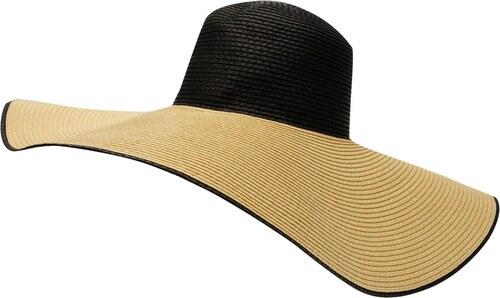 9f4d77a0936 Calvin Klein Summer Hat Black Natural - Glami.cz