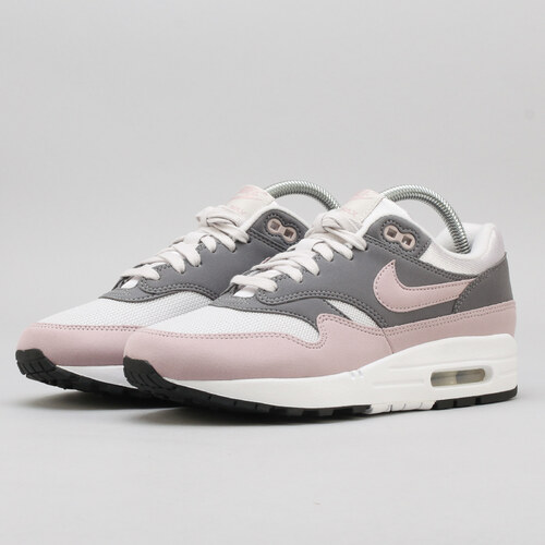 Nike WMNS Air Max 1 vast grey   particle rose - Glami.cz 5675a6c1ced