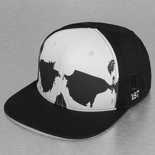 Thug Life   Snapback Cap Scully in black - Glami.cz 3c44473d4e