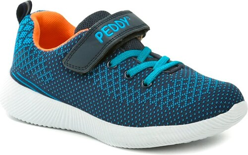 Peddy PO-507-27-05 modré dětské tenisky - Glami.cz a8adefeab44