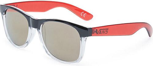 Slnečné okuliare VANS MN SPICOLI 4 SHADES CLEAR BLACK - Glami.sk 721ca1bec6f