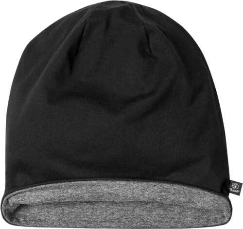 dd926d5f3ff Brandit Čepice Beanie Jersey Bicolor černá