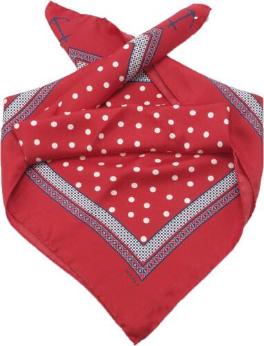 692c4595e1e Gant velký hedvábný šátek riviera dot - Glami.cz